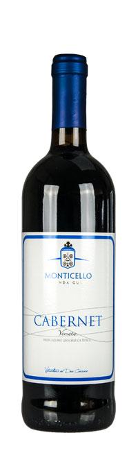 Cabernet sauvignon - Vini Monticello - Due Carrare - Colli Euganei - Padova Veneto