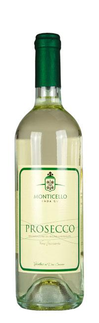 Prosecco DOC - Vini Monticello - Due Carrare - Colli Euganei - Padova Veneto