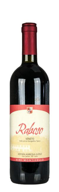 Raboso - Vini Monticello - Due Carrare - Colli Euganei - Padova Veneto