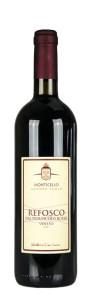 Refosco dal peduncolo rosso - Vini Monticello - Colli Euganei - Padova Veneto