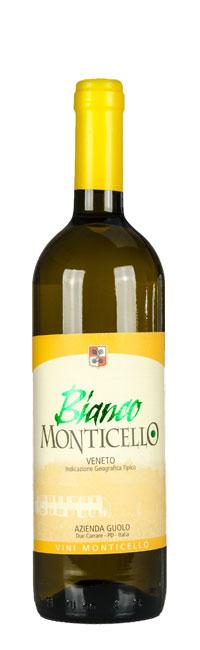 Vino Bianco - Vini Monticello - Due Carrare - Colli Euganei - Padova Veneto