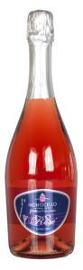 Rosé B8 - Spumante extra-dry rosato - Vini Monticello - Due Carrare - Padova Veneto